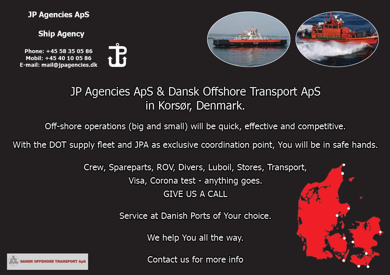 JP Agencies Flyer
